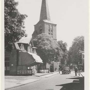 Kerktoren.