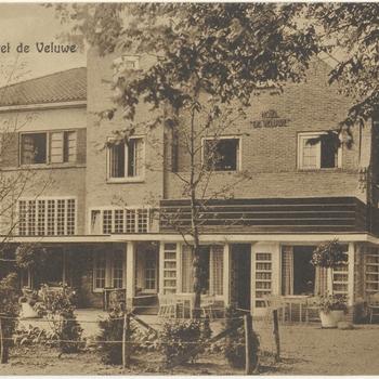 Hotel De Veluwe.