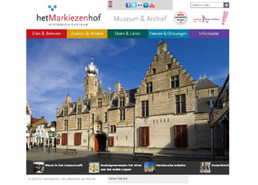 Markiezenhof website