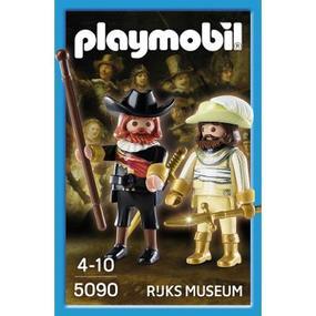De Nachtwacht van Rembrandt van Rijn | Playmobil