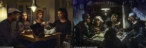 Vincent Van Gogh's The Potato Eaters (1885) | Ikea, Tim Cole
