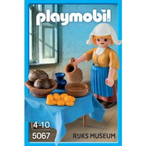 Melkmeisje van Johannes Vermeer | Playmobil