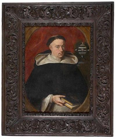 Portret van pater Bernard de Jonghe
