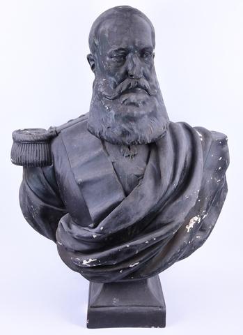 Portret van koning Leopold II