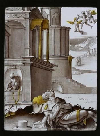 Dood van Lazarus ?