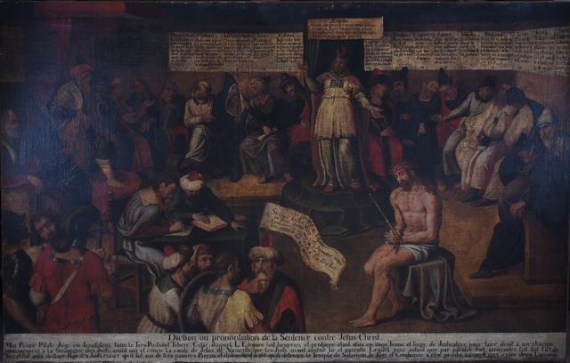 Vonnis van Pilatus
