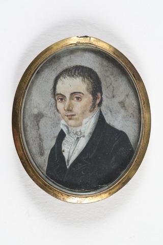 Portret van Louis Joseph Nicaise