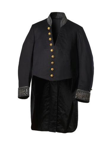 ambtskledij van senator Camille de Bast