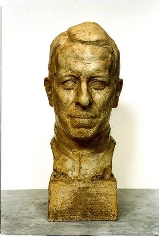 Portret van kanunnik Gabriël Van den Gheyn
