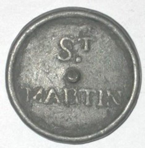 Armenpenning van St-Martinus te Ieper