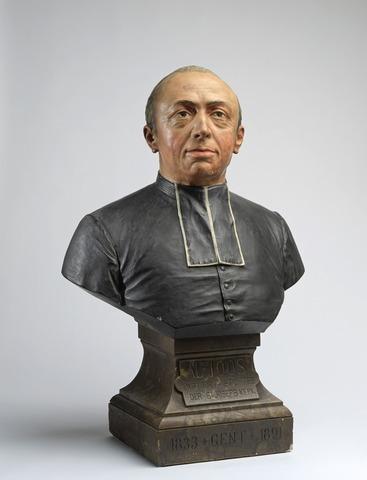 Buste van pastoor Alois Joos
