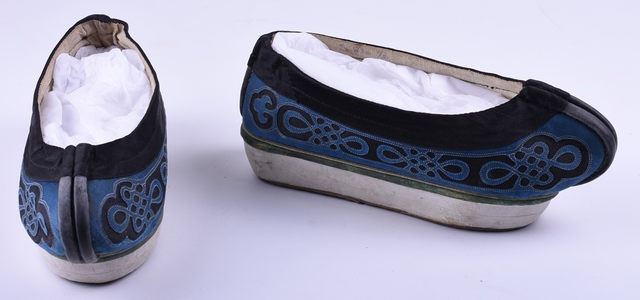 Paar schoenen