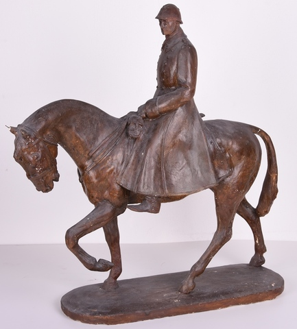 Ruiterstandbeeld van koning Albert I