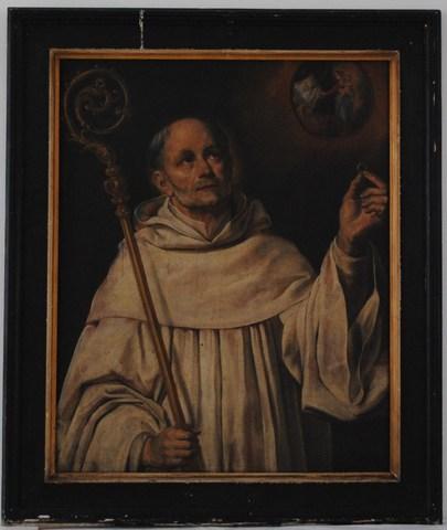De heilige Norbertus.