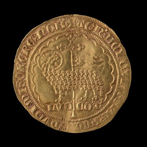 gouden lam, Lodewijk van Male