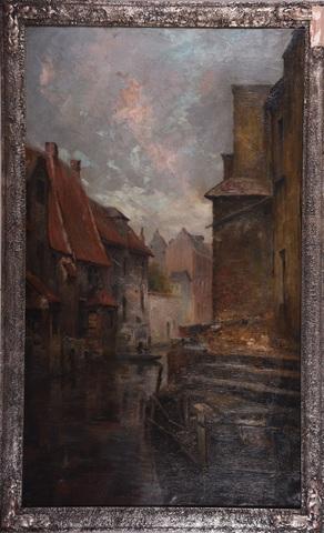 Gents Stadsgezicht