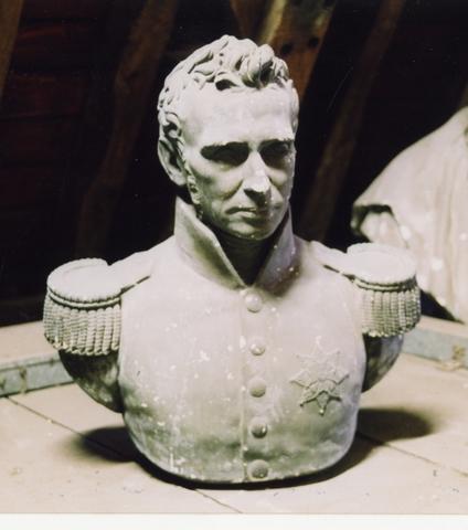 Portret van koning Willem I