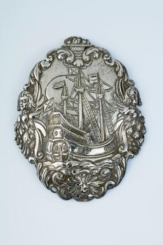 Insigne van het ambacht der Vrije Schippers Gent