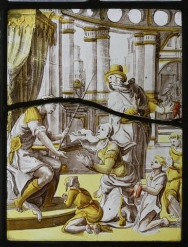 De geschiedenis van Jozef: Jozef onderkoning van Egypte ?