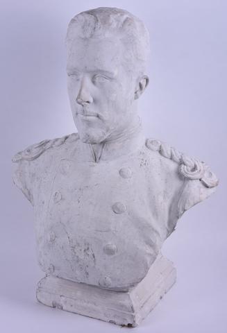 Portret van prins Albert van België