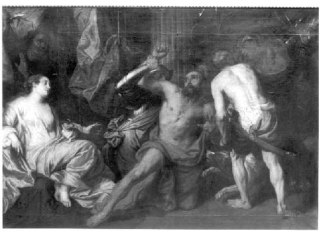 Samson en Dalila
