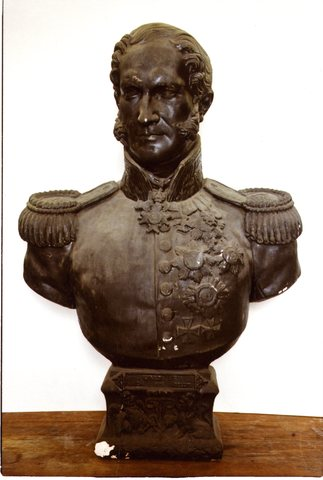 Portret van koning Leopold I