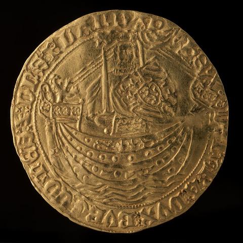 Gouden nobel, Filips de Goede, Brugge