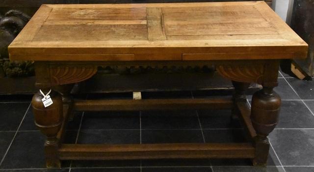 Barokke tafel