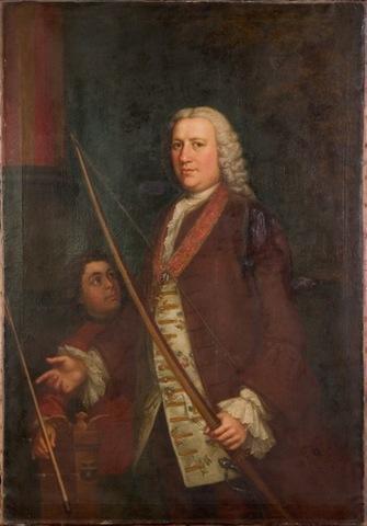 Portret van Cornelis van Loo