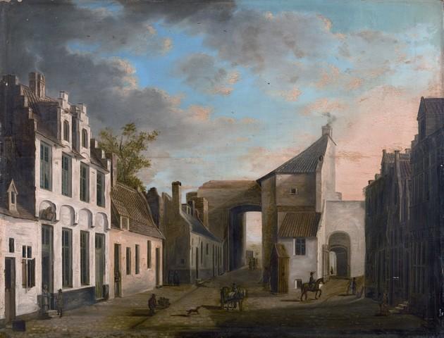 De Sint-Lievenspoort te Gent