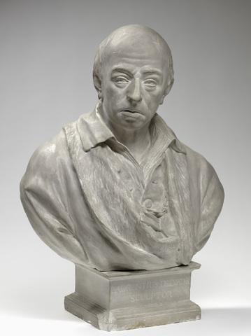 Portret van Laurent Delvaux