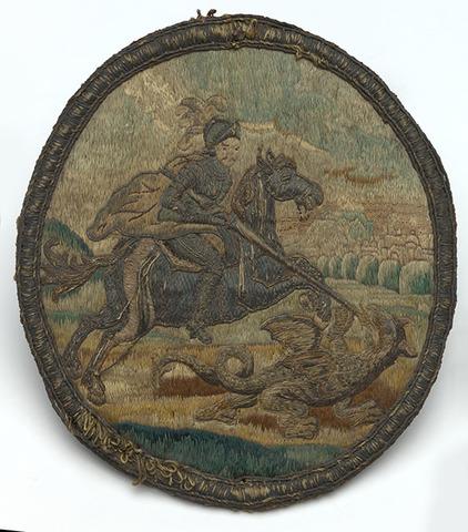 Sint-Joris doodt de draak