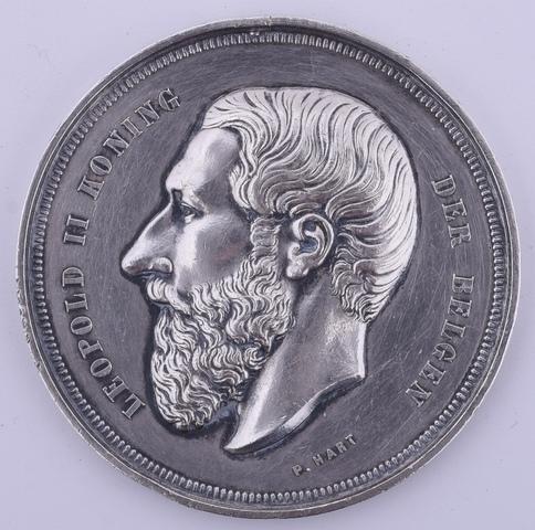 Prijspenning voor vet vee te Gent, 1872