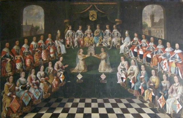 De stichting van de eerste cisterciënzerinnenabdij Ouden Bosch