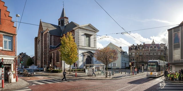 H. Kerstkerk, Sleepstraat Gent
