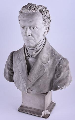 Portret van François Laurent