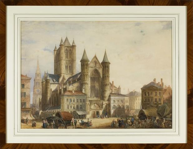 Sint-Niklaaskerk te Gent