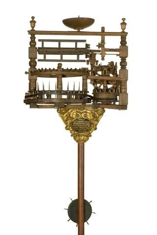 Processietoortsen van de het ambacht van de Gentse Garentwijnders