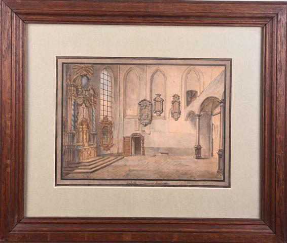 Kerk van de Geschoeide Karmelieten te Gent