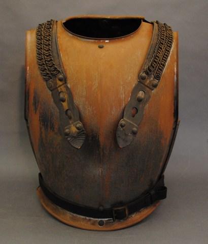 Harnasfragmenten: borst- en rugstuk
