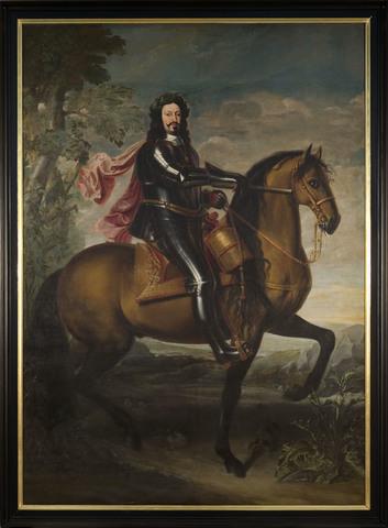 Portret van Ferdinand III van Oostenrijk