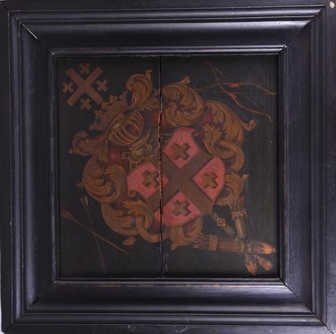 Blazoen van de Sint-Sebastiaansgilde van Gent