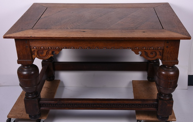 tafel, Vlaamse barokstijl