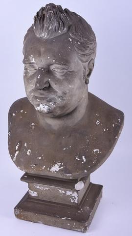 Portret van Karel Van Hultem