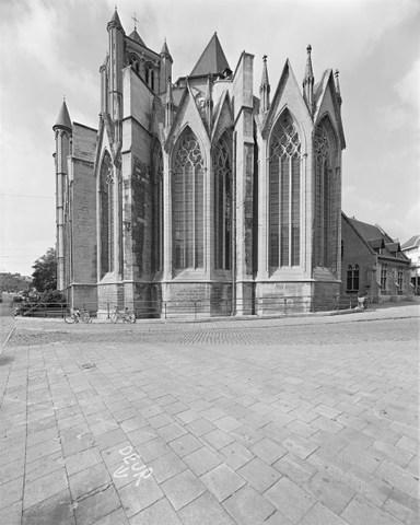 Gent, Koorpartij Sint-Niklaaskerk