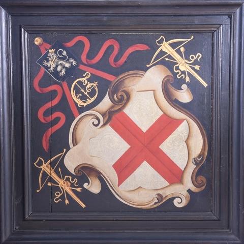 Blazoen van de Sint-Jorisgilde van Gent