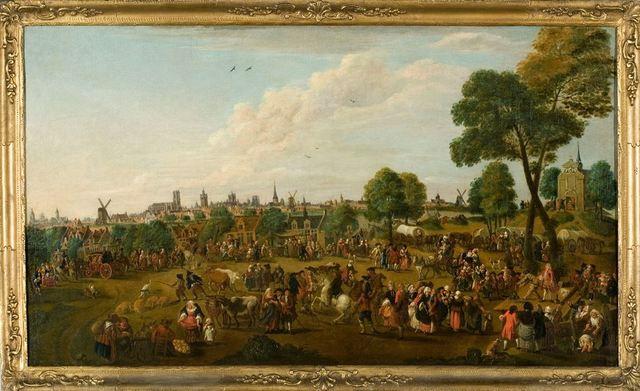 De 9 Meimarkt te Sint-Amandsberg