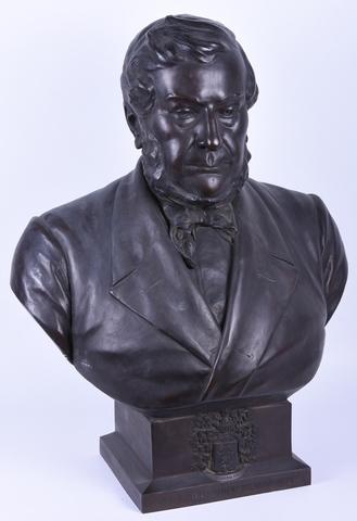 Portret van Philip Blommaert