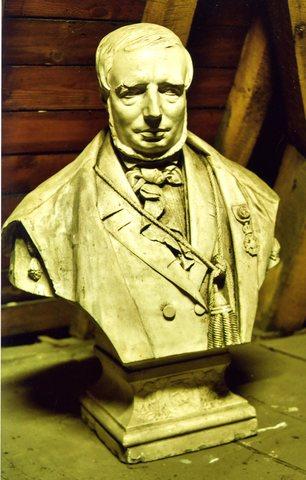 Portret van Napoleon De Pauw sr.