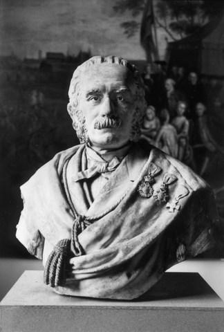 Portret van Jacques-François-Jean Heremans